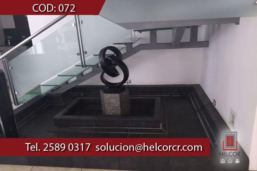 Casa en condominio hacienda barcelona santa ana bienes for Oficina hacienda barcelona