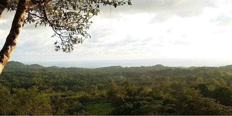 Vista al mar (Coronado, Playa Tortuga, Playa Ventanas)