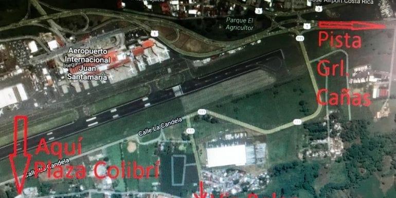 5 Vista aerea del complejo