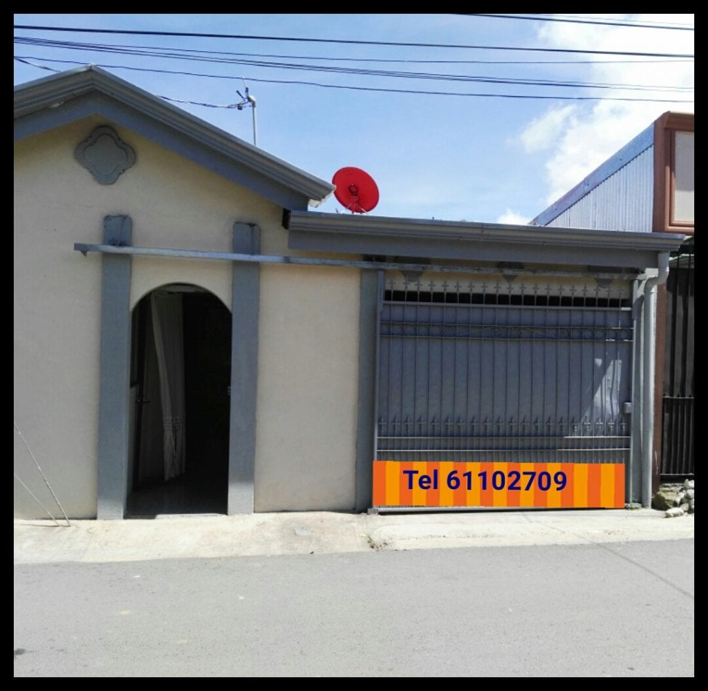 se vende casa en cartago el guarco