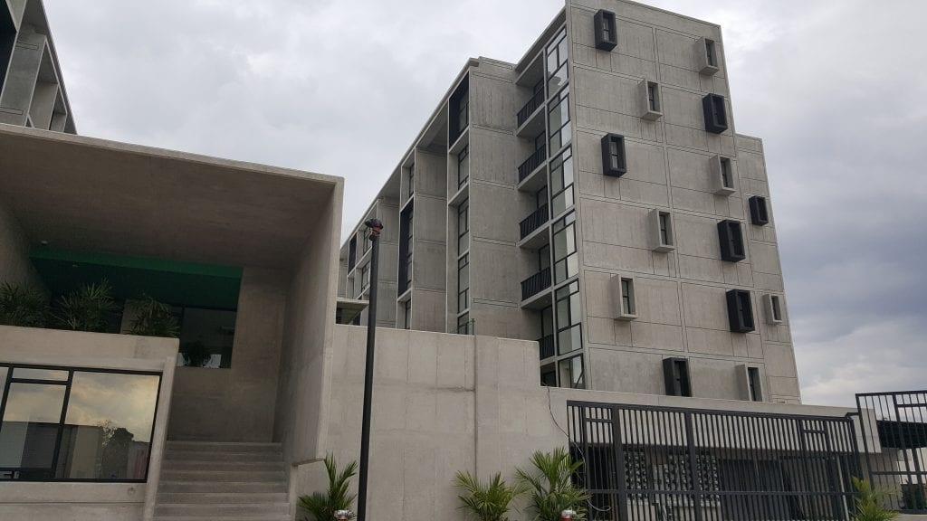 Apartamento amoblado Sportiva